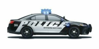2015 Ford Taurus Police Interceptor