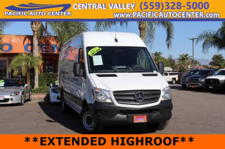 2017 Mercedes-Benz Sprinter Cargo 3500