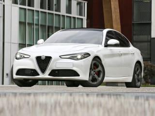 2020 Alfa Romeo Giulia Ti Sport Carbon