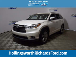 2016 Toyota Highlander Limited