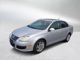 2007 Volkswagen Jetta Base
