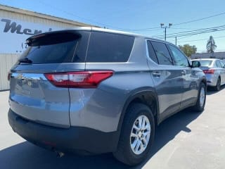2018 Chevrolet Traverse LS