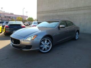 2015 Maserati Quattroporte