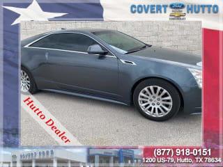 2011 Cadillac CTS 3.6L
