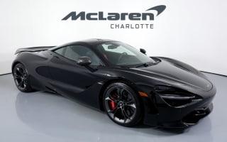 2020 McLaren 720S Base