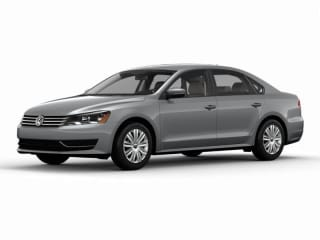 2014 Volkswagen Passat 1.8T S PZEV