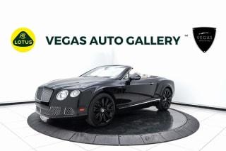 2015 Bentley Continental GTC GT