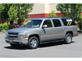 2001 Chevrolet Suburban 1500