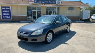 2007 Honda Accord Special Edition V-6