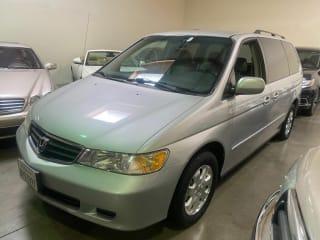 2004 Honda Odyssey EX-L w/Navi
