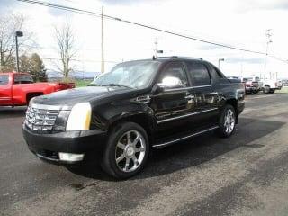 2007 Cadillac Escalade EXT Base