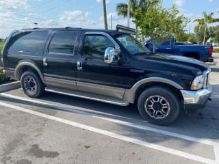 2003 Ford Excursion
