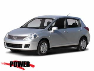 2008 Nissan Versa 1.8 SL