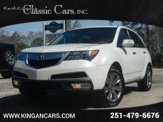 2013 Acura MDX SH-AWD w/Advance
