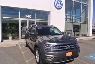 2018 Volkswagen Atlas V6 SEL 4Motion