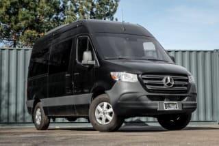 2019 Mercedes-Benz Sprinter Passenger 2500