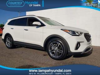 2017 Hyundai Santa Fe SE Ultimate
