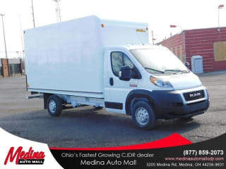 2021 Ram ProMaster Cutaway Chassis