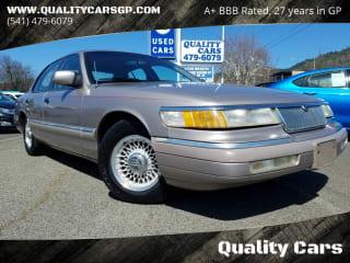 1994 Mercury Grand Marquis