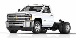 2021 Chevrolet Silverado 3500 Work Truck