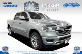 2021 Ram Pickup 1500 Laramie