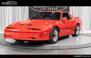 1989 Pontiac Firebird Trans Am