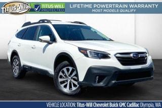 2021 Subaru Outback Premium