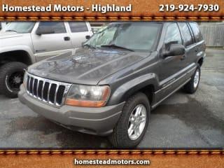 2002 Jeep Grand Cherokee Laredo
