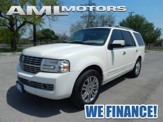 2007 Lincoln Navigator Luxury