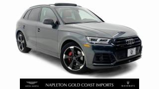 2020 Audi SQ5 3.0T quattro Prestige