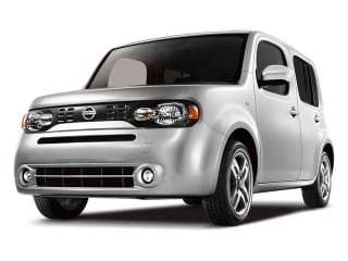 2010 Nissan cube 1.8