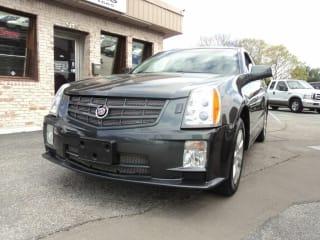 2009 Cadillac SRX V6