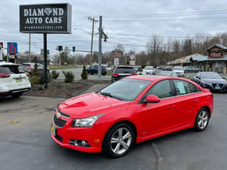 2014 Chevrolet Cruze 2LT Manual