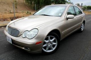 2001 Mercedes-Benz C-Class C 240