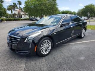 2018 Cadillac CT6 2.0T