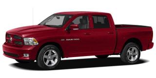 2012 Ram Pickup 1500 SLT