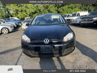 2013 Volkswagen Golf 2.5L PZEV