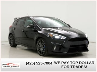 2017 Ford Focus RS