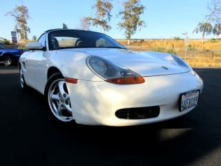 2000 Porsche Boxster Base