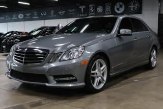 2012 Mercedes-Benz E-Class E 350 Luxury
