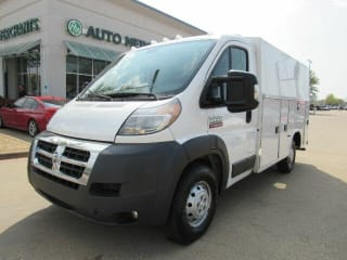 2016 Ram ProMaster Cutaway Chassis 2500 136 WB