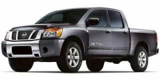 2011 Nissan Titan SV