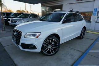 2017 Audi Q5 3.0T quattro Premium Plus