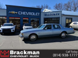 1985 Oldsmobile Delta Eighty-Eight Royale