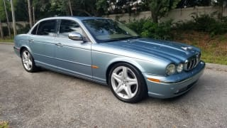 2005 Jaguar XJ Vanden Plas
