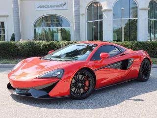 2019 McLaren 570S Spider Base