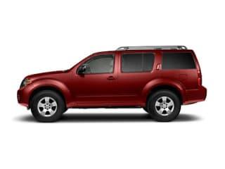 2009 Nissan Pathfinder S