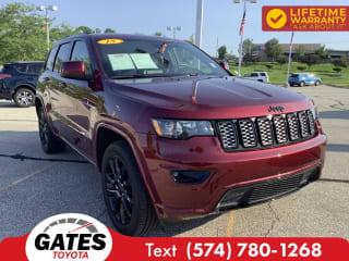 2018 Jeep Grand Cherokee Altitude
