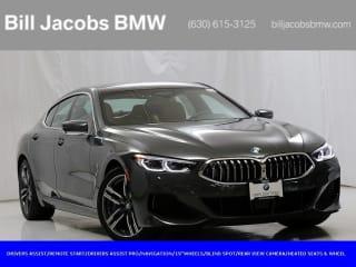 2021 BMW 8 Series M850i xDrive Gran Coupe