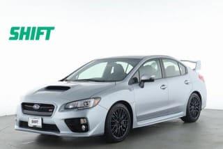 2017 Subaru WRX STI